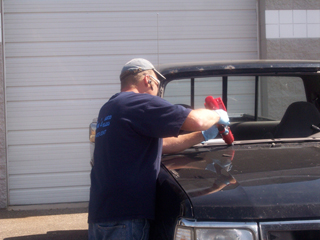 windshield replacement installation